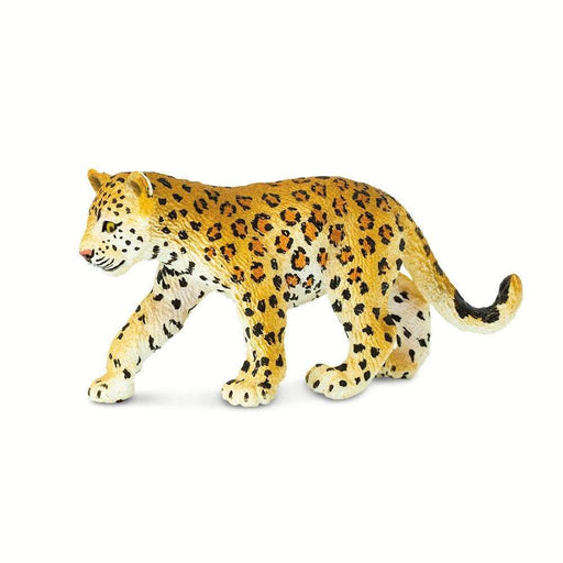 Leopard Cub Toy | Wildlife Animal Toys | Safari Ltd.