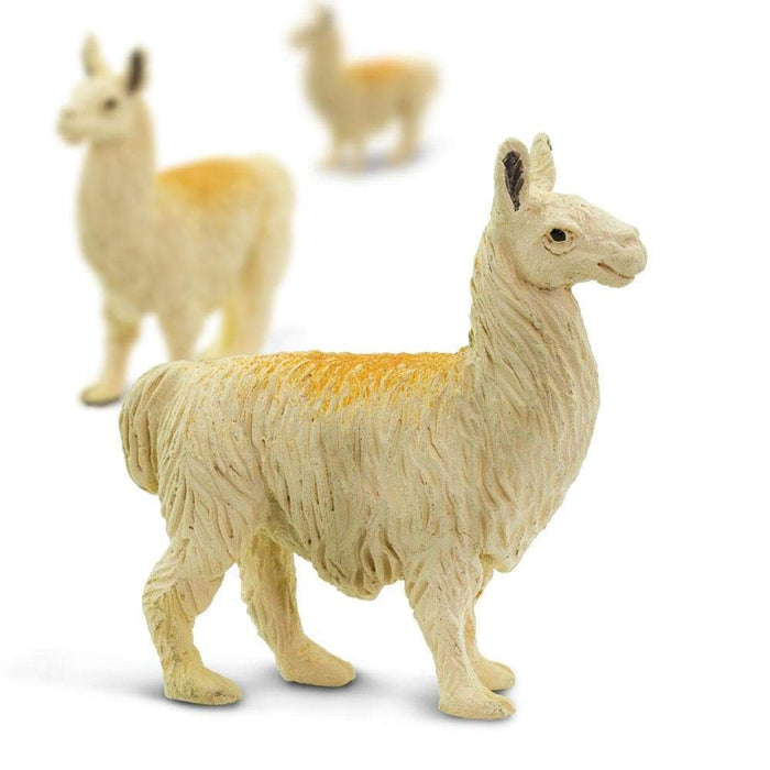 Llamas - 192 pcs - Good Luck Minis | Montessori Toys | Safari Ltd.