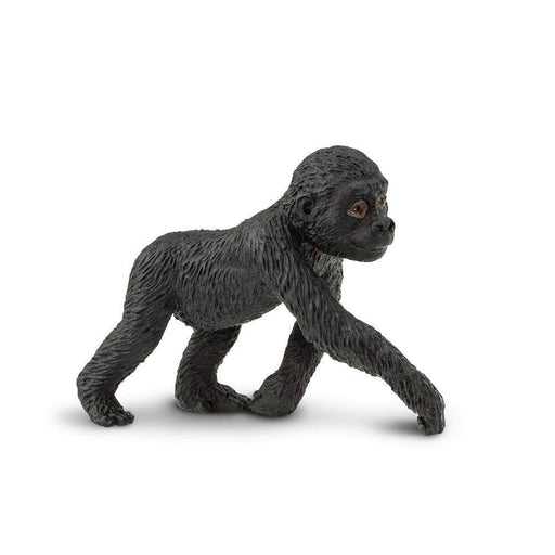 Lowland Gorilla Baby Toy | Wildlife Animal Toys | Safari Ltd.