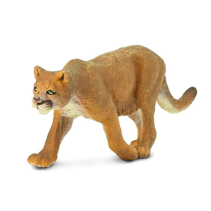 Mountain Lion Toy | Wildlife Animal Toys | Safari Ltd.