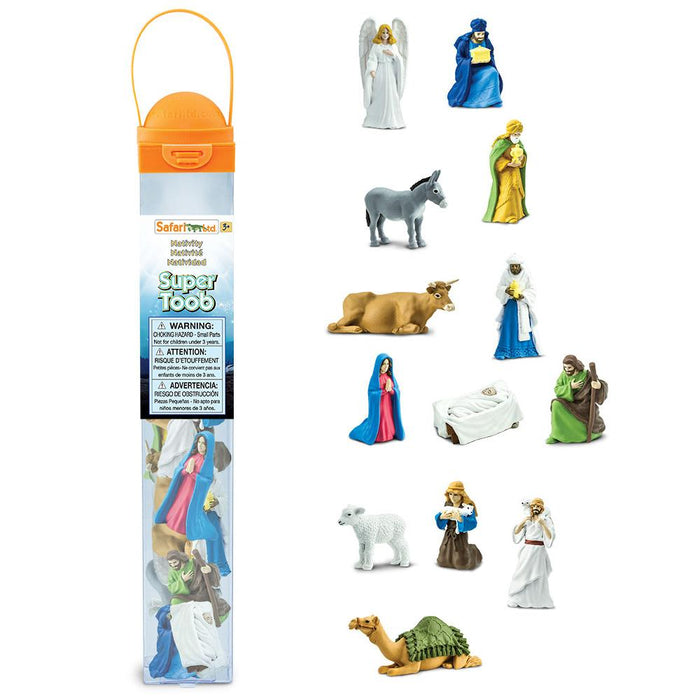 Nativity Super TOOB® - Safari Ltd®