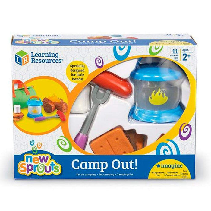 New Sprouts Camp Out! - Safari Ltd®