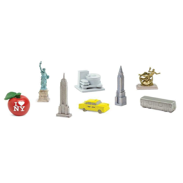 New York City TOOB | Montessori Toys | Safari Ltd.