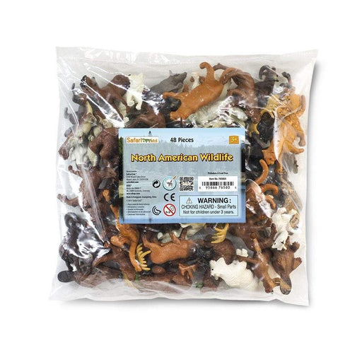 North American Wildlife Bulk Bag - Safari Ltd®