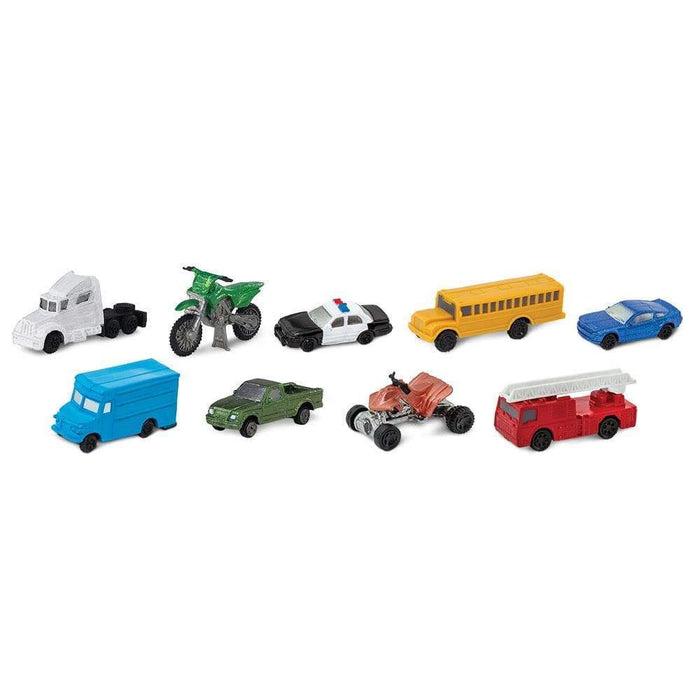 On the Road TOOB | Montessori Toys | Safari Ltd.