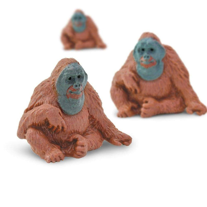 Orangutans - Good Luck Minis® - Safari Ltd®