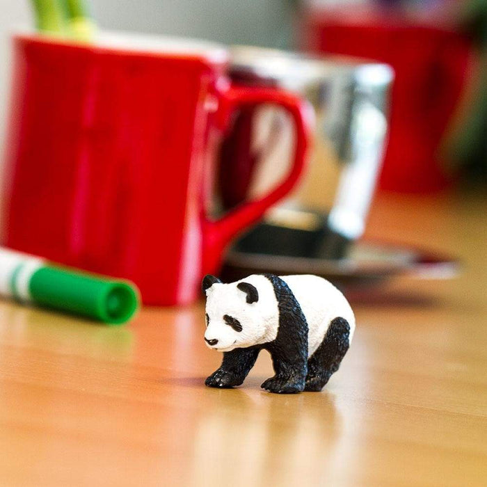 Panda Cub Toy | Wildlife Animal Toys | Safari Ltd.