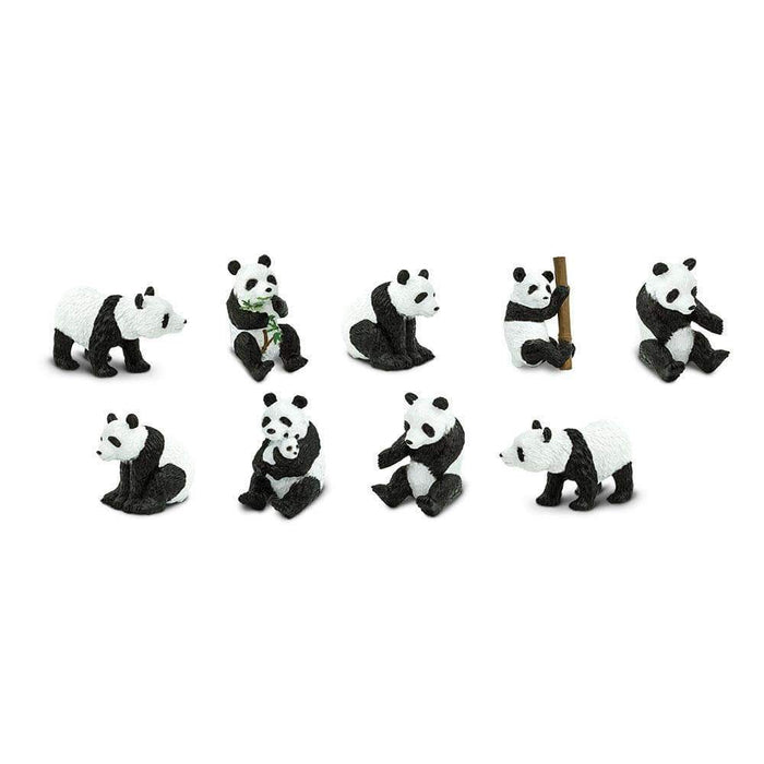 Pandas TOOB | Montessori Toys | Safari Ltd.