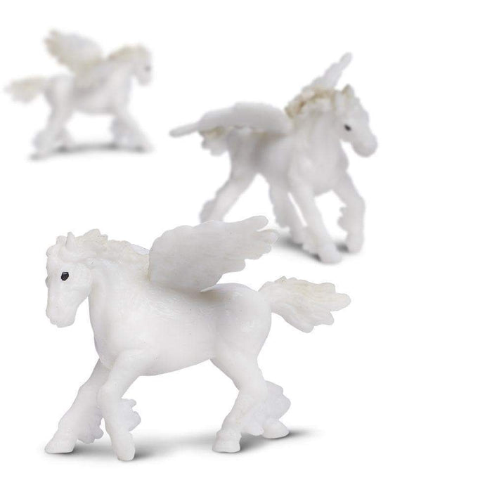 Pegasus - 192 pcs - Good Luck Minis | Montessori Toys | Safari Ltd.