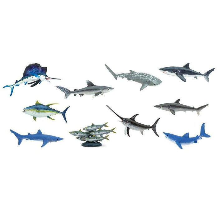 Pelagic Fish TOOB® - Safari Ltd®