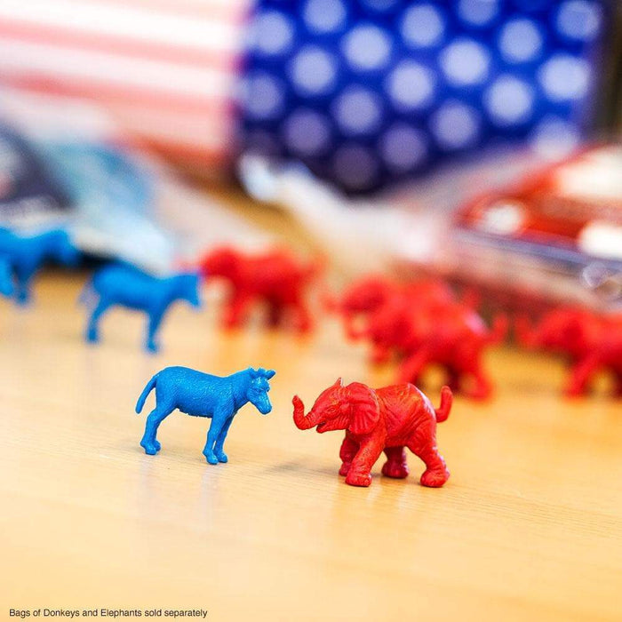 Republican Elephant - Good Luck Minis® - Safari Ltd®