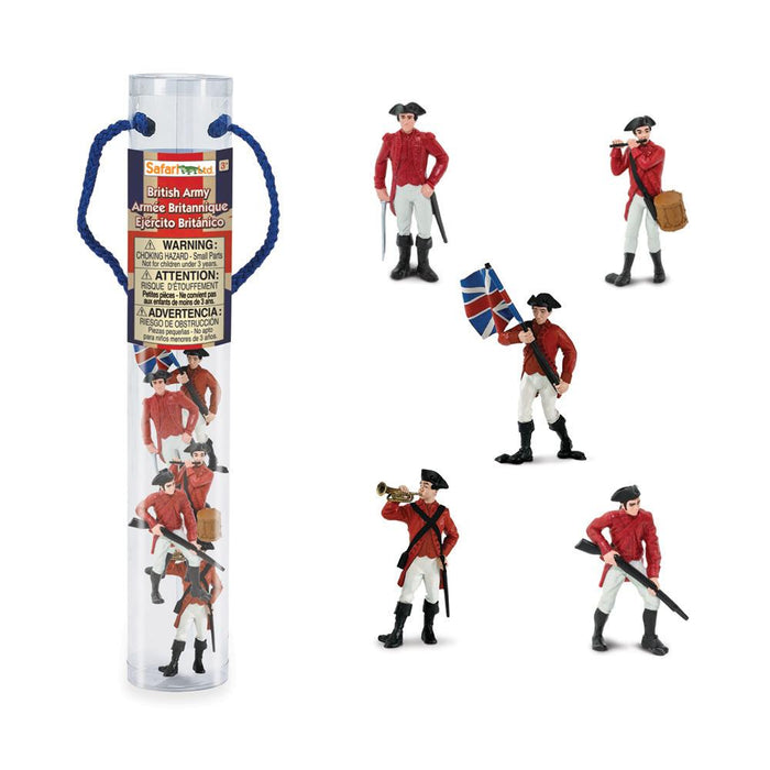 Revolutionary War British Army TOOB® - Safari Ltd®