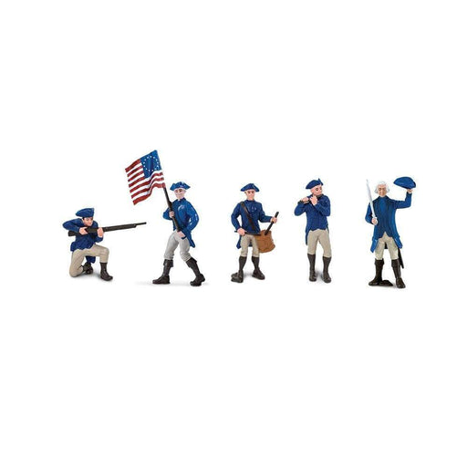 Revolutionary War Continental Army TOOB® - Safari Ltd®