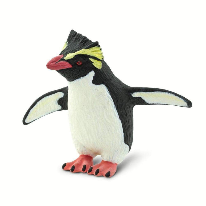 Rockhopper Penguin Toy - Sea Life Toys by Safari Ltd.Rockhopper Penguin - Safari Ltd®