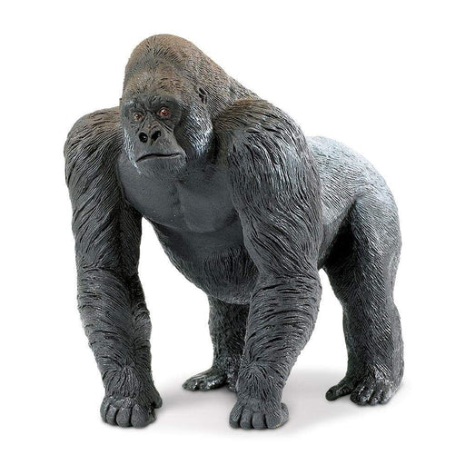 Silverback Gorilla Toy | Wildlife Animal Toys | Safari Ltd.