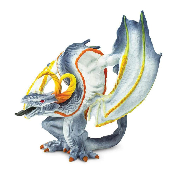 Smoke Dragon Toy | Dragon Toy Figurines | Safari Ltd.