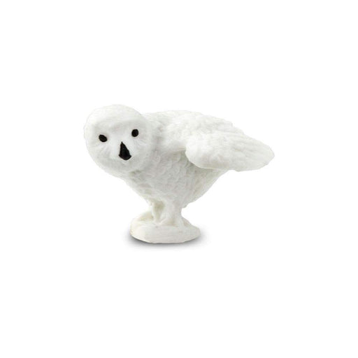 Snowy Owls - 192 pcs - Good Luck Minis | Montessori Toys | Safari Ltd.