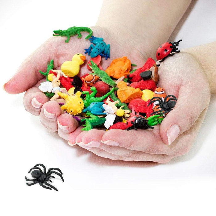 Spiders - 192 pcs - Good Luck Minis | Montessori Toys | Safari Ltd.