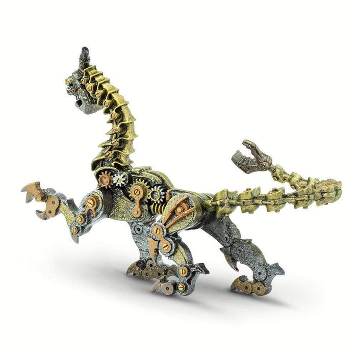 Steampunk Dragon Toy | Dragon Toy Figurines | Safari Ltd.