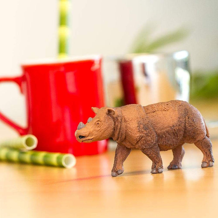 Sumatran Rhino - Safari Ltd®