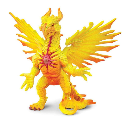 Sun Dragon Toy | Dragon Toy Figurines | Safari Ltd.