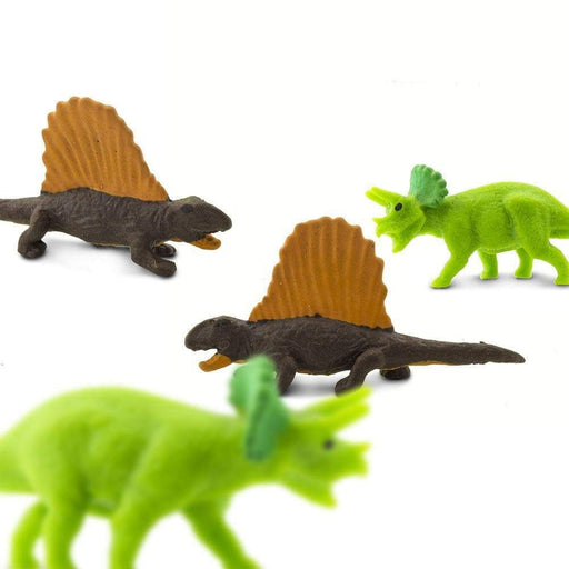 Triceratops & Dimetrodons - Good Luck Minis® - Safari Ltd®