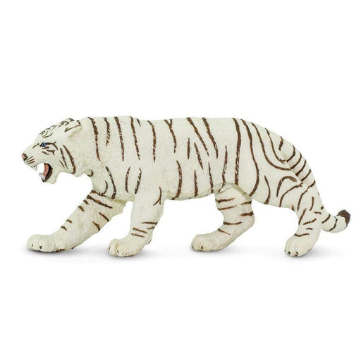 White Bengal Tiger Toy | Wildlife Animal Toys | Safari Ltd.