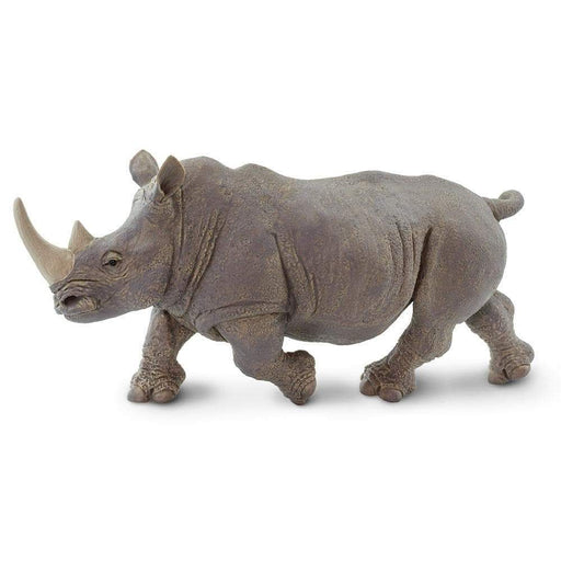 White Rhino Toy | Wildlife Animal Toys | Safari Ltd.