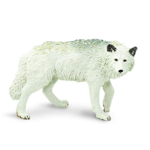 White Wolf Toy | Wildlife Animal Toys | Safari Ltd.