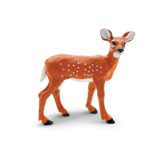 Whitetail Fawn Toy | Wildlife Animal Toys | Safari Ltd.