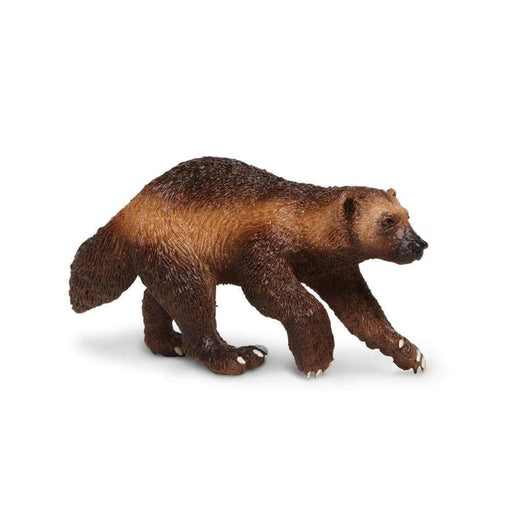Wolverine Toy | Wildlife Animal Toys | Safari Ltd.