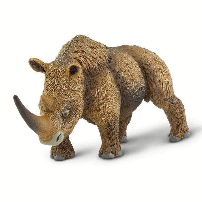 Woolly Rhino Toy | Dinosaur Toys | Safari Ltd.
