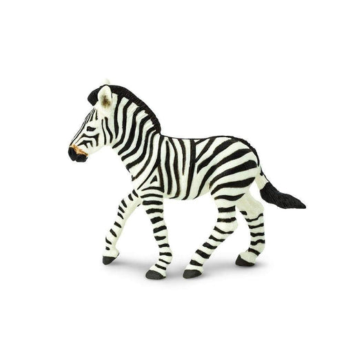 Zebra Foal Toy | Wildlife Animal Toys | Safari Ltd.