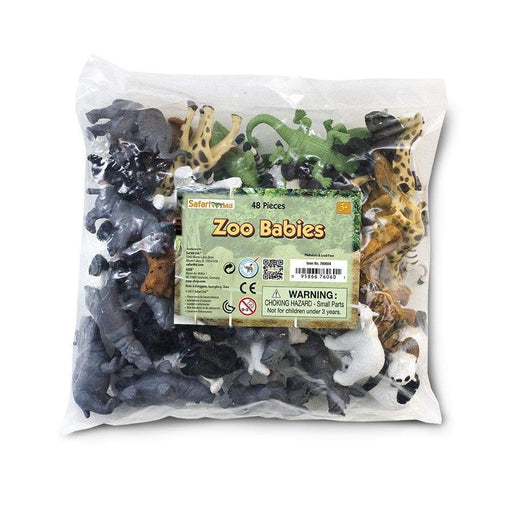 Zoo Babies Bulk Bag - Safari Ltd®