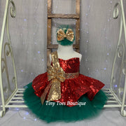 Jingle Bells Dress