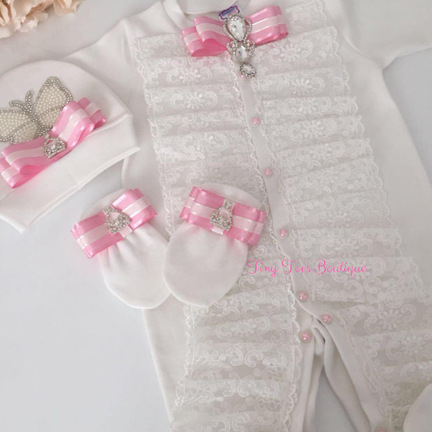 Angel Newborn Set
