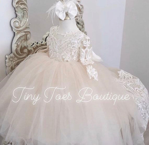 Fairy Gown ( Ivory|Nude )