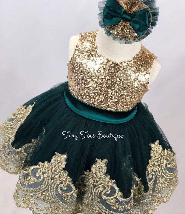 Christmas Sparkle Dress