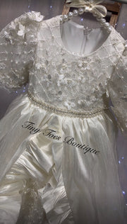 Mary Vintage Baptism Gown