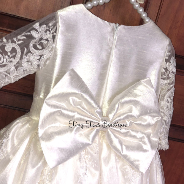 Tiffany Baptism Gown