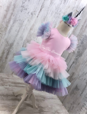 Unicorn Agatha Dress