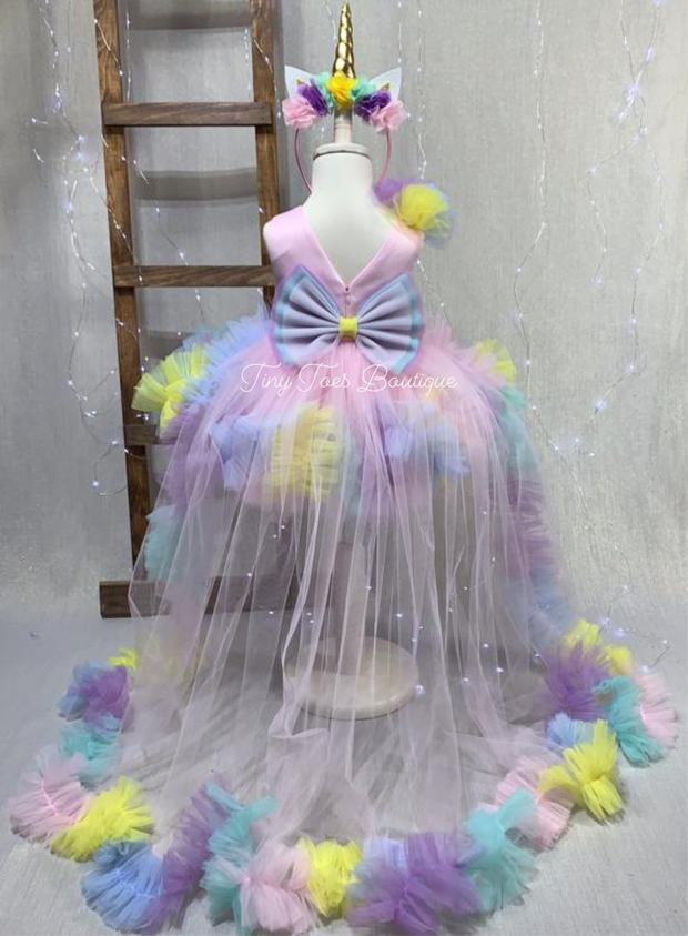 Unicorn Gabriela Dress