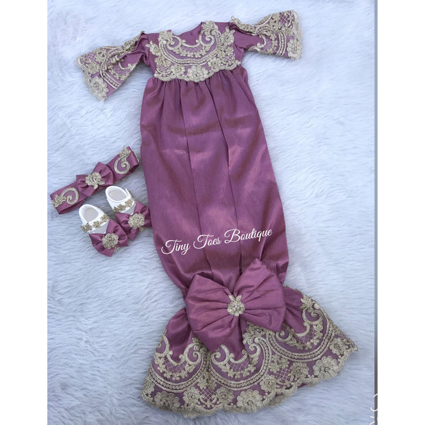 Lacie Baptism/Take Home Gown
