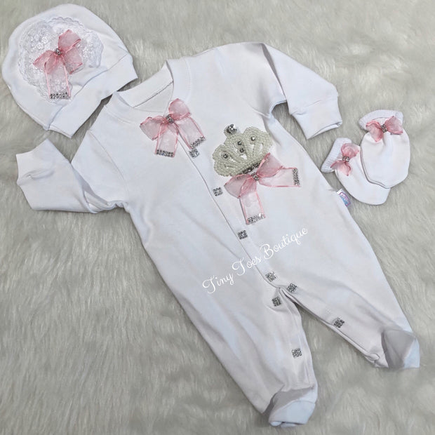 Jewels Newborn Set
