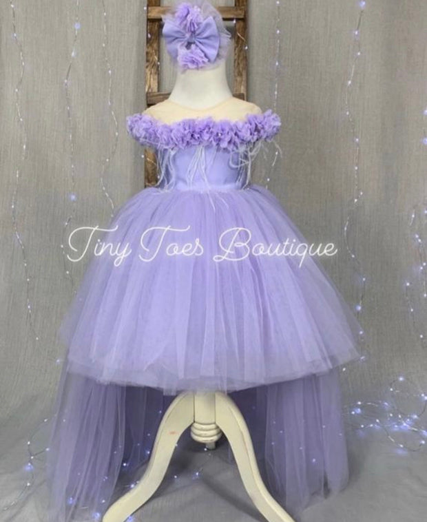 Destiny Dress (Lavender)