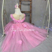 Destiny Dress ( Pink )