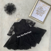 Brianna Dress (Black)