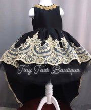 Cassandra Gown (Black)