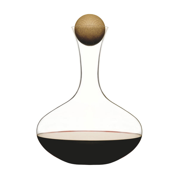 Sagaform Caraffe with Oak Stopper