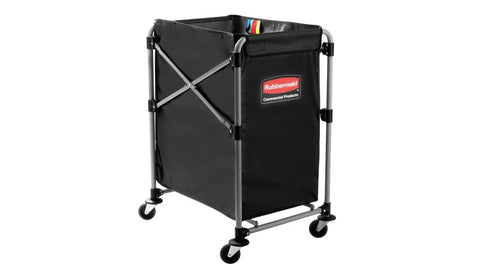 Carro De Lavandería Plegable Rubbermaid